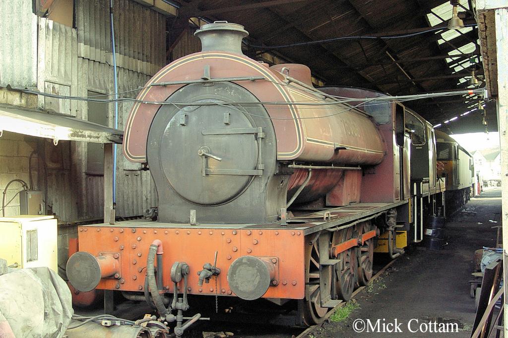 Hunslet 2855  Nene Valley Railway Nov 2009.jpg