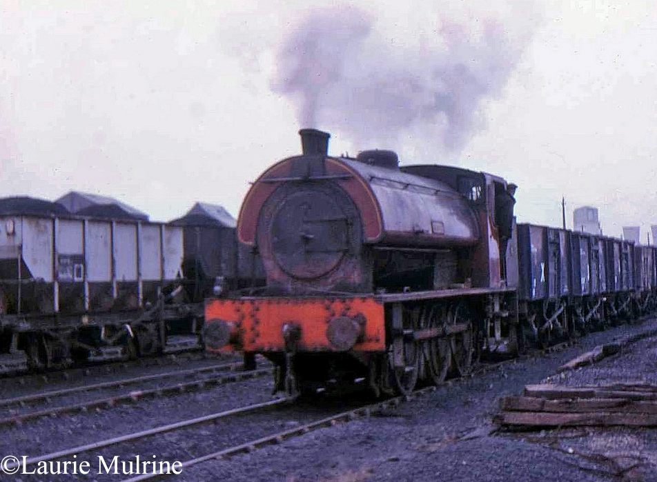 Hunslet 3696 at Astley Green Colliery near Leigh - March 1970.jpg