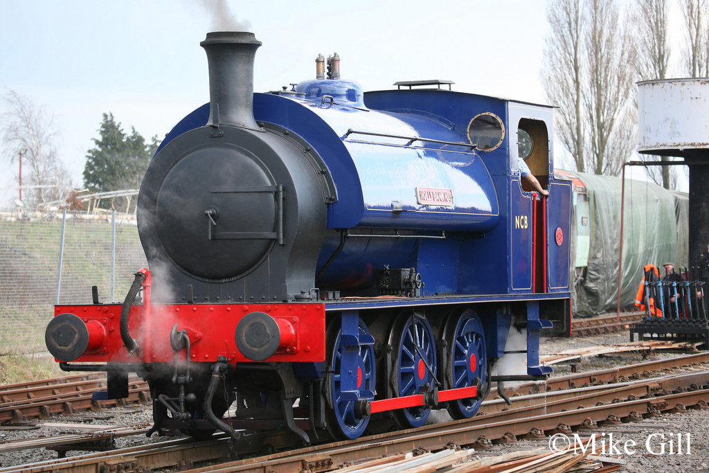 Hunslet 3783  Chasewater railway March 2012.jpg