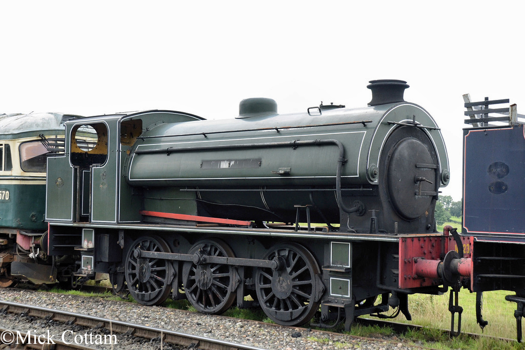 Hunslet 3791 Kent & East Sussex Railway Sept 2015.jpg