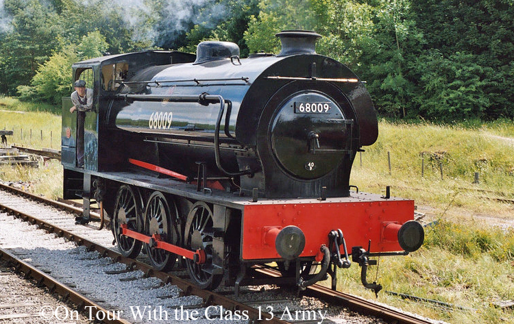 Hunslet 3825 at Bolton Abbey, Embsay and Bolton Abbey Railway - July 2006.jpg