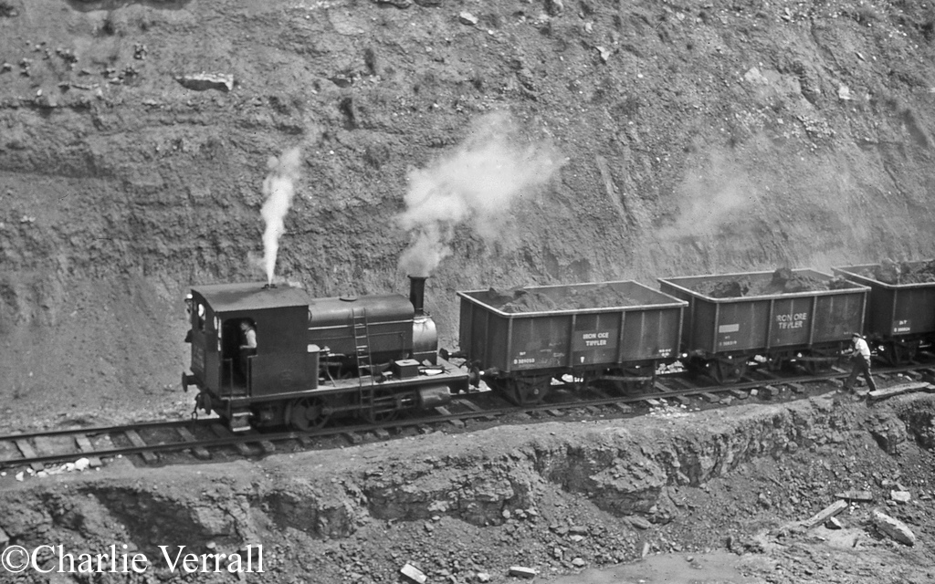 Manning Wardle 1795 SDSI Irechester - June 1965.jpg
