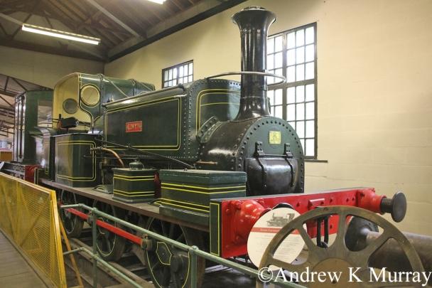 MW 865 in the Leeds Industrial Museum - July 2014.jpg