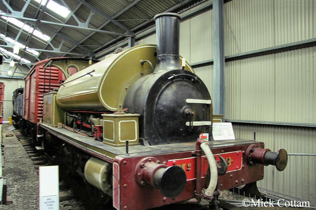 Neilson 2203 Bo'ness & Kinniel Railway  August 2013.jpg