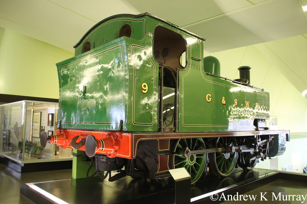 North British 21521 in the Riverside Museum at Glasgow - February 2015.jpg