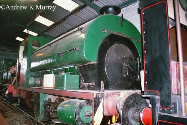 P 1803 at the Foxfield Railway - September 2004.jpg