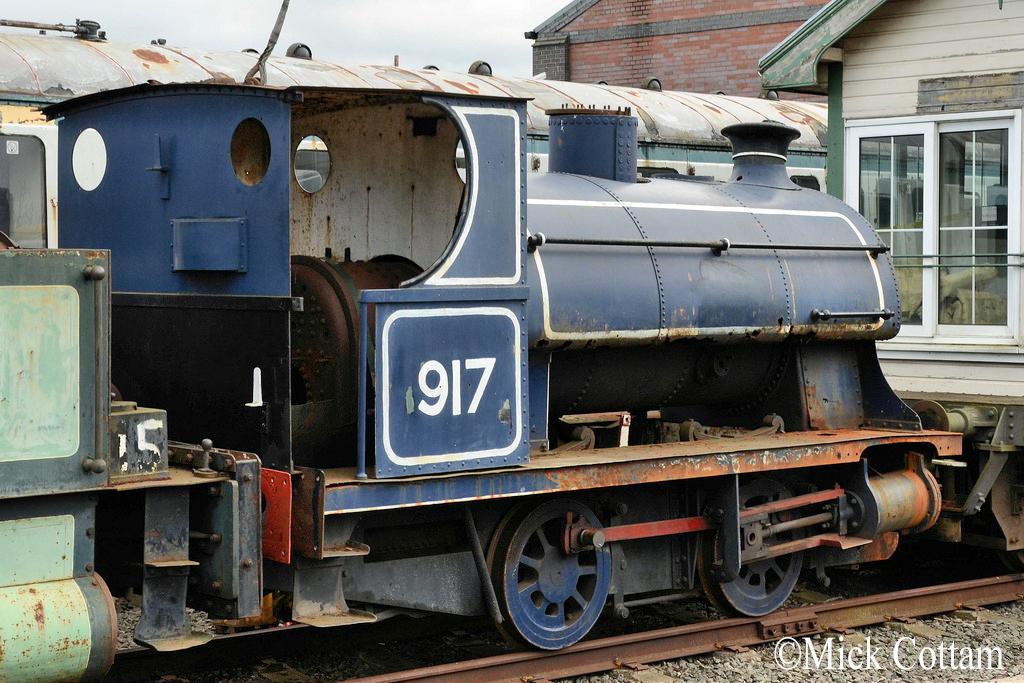 P 917  Chasewater Railway April 2015.jpg