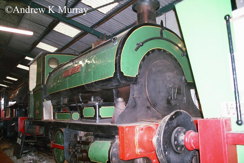 P 933 at the Foxfield Railway - September 2004.jpg