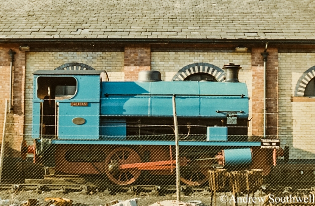 Peckett 1925 Haverthwaite Circa 1974 with copyright.jpg