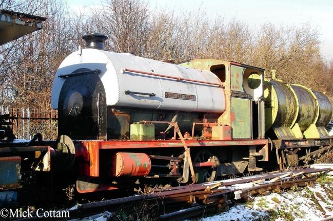 Peckett 2003  Middleton Railway Dec 2009.jpg
