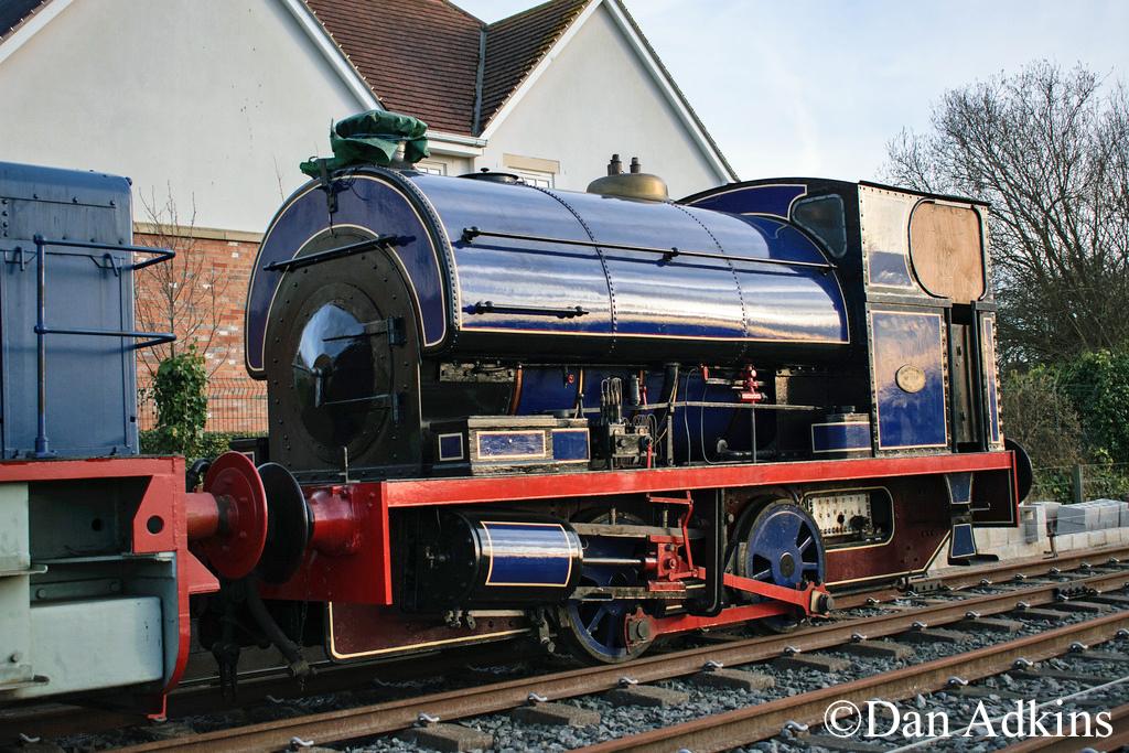 Peckett 2130 at the Northampton & Lamport Railway-February 2018..jpg