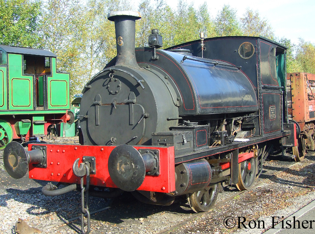 Robert Heath 6 at Blythe Bridge Foxfield Railway Oct 2007.jpg