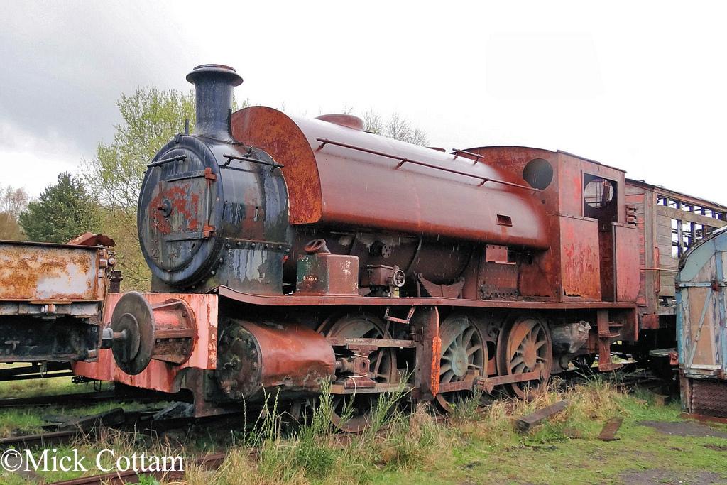Robert Stephenson & Hawthorn 7035  Tanfield Railway April 2012.jpg