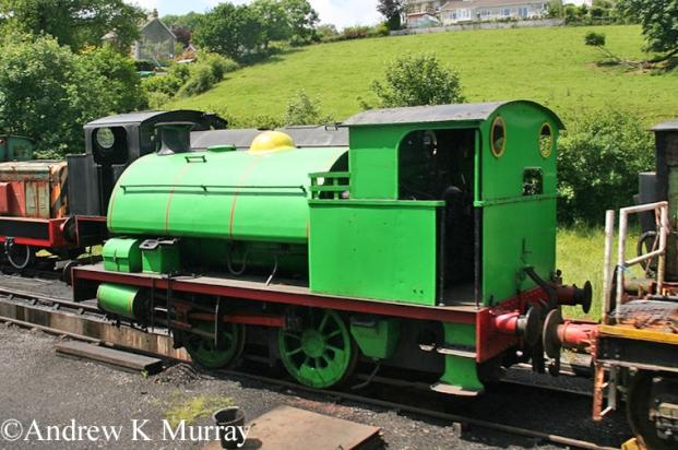 RSH 7058 at Bronwydd Arms - June 2009.jpg