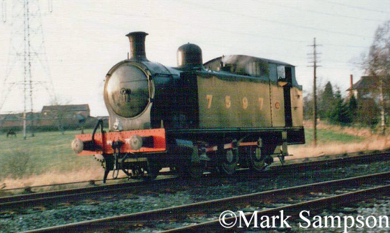RSH 7597 on the Great Central railway - December 1988.jpg