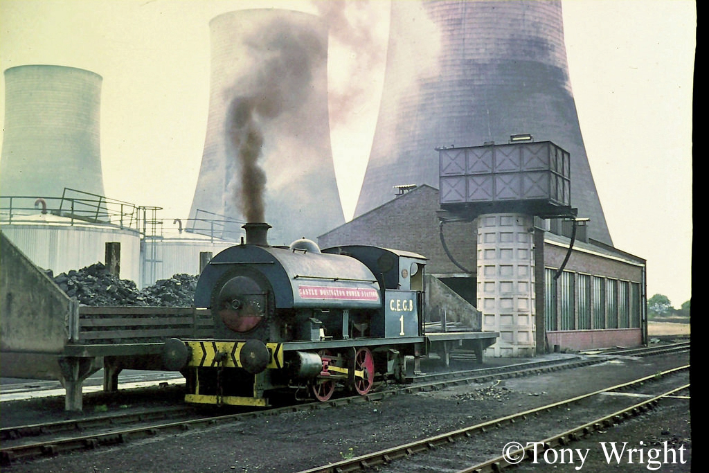 RSH 7817 at Castle Donnington Power Station - August 1976.jpg