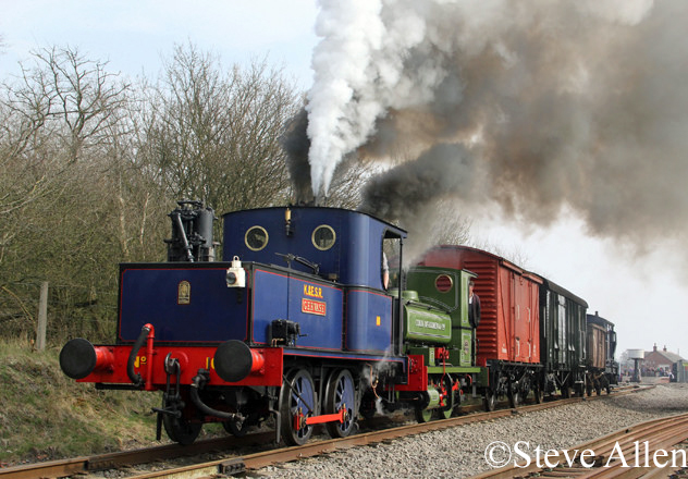 Sentinel 6807 pilots Andrew Barclay 1223  Chasewater Railway  March 2014.jpg
