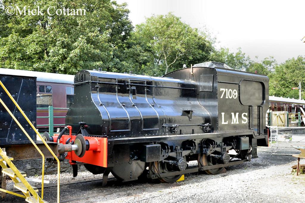 Sentinel 7109 Somerset & Dorset Railway Sept 2016.jpg
