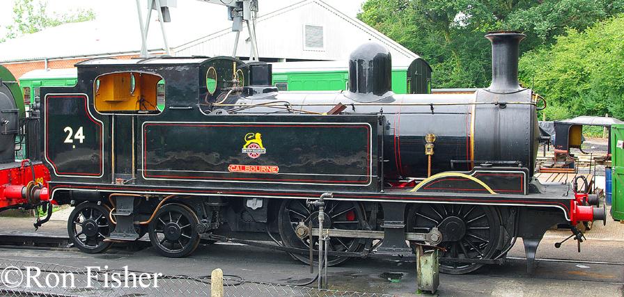 W24 Haven Street Isle of Wight Railway SEptember 2010.jpg