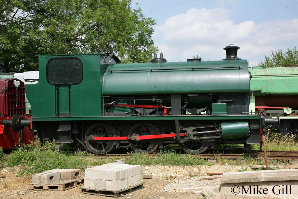 WB 2668  Rocks By Rail July 2011.jpg