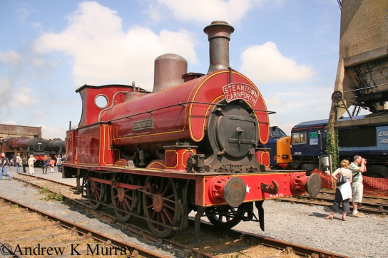 Wigan Coal & Iron  1887 Lindsay at Carnforth - July 2008.jpg