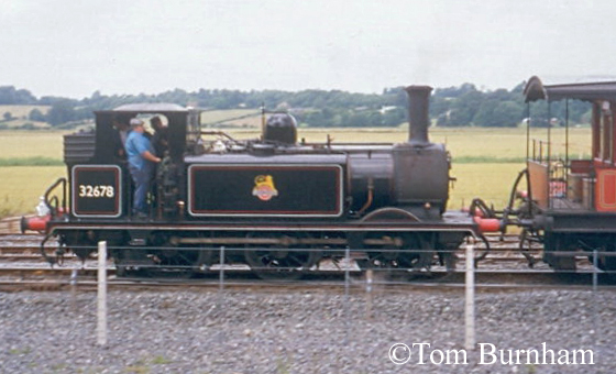 32678 at Northiam on the Kent & East Sussex Railway - August 2003.jpg