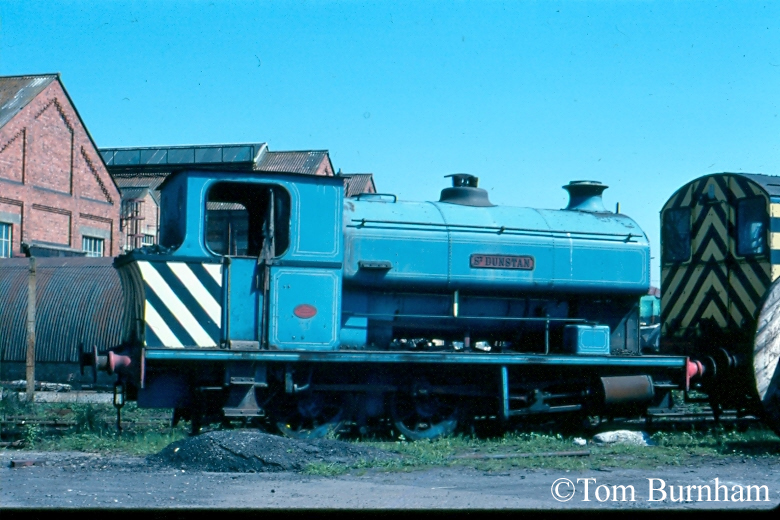 Avonside 2004 at Snowdown Colliery - May 1979.jpg