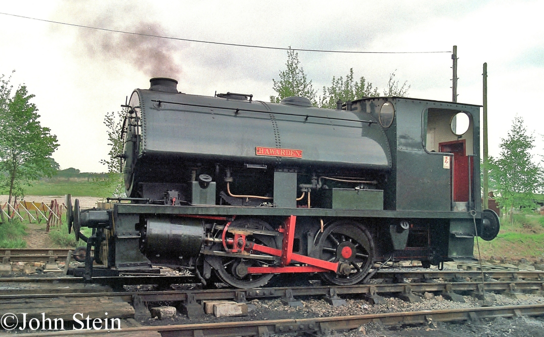 Bagnall 2623 on Foxfield Railway - March 2012.jpg