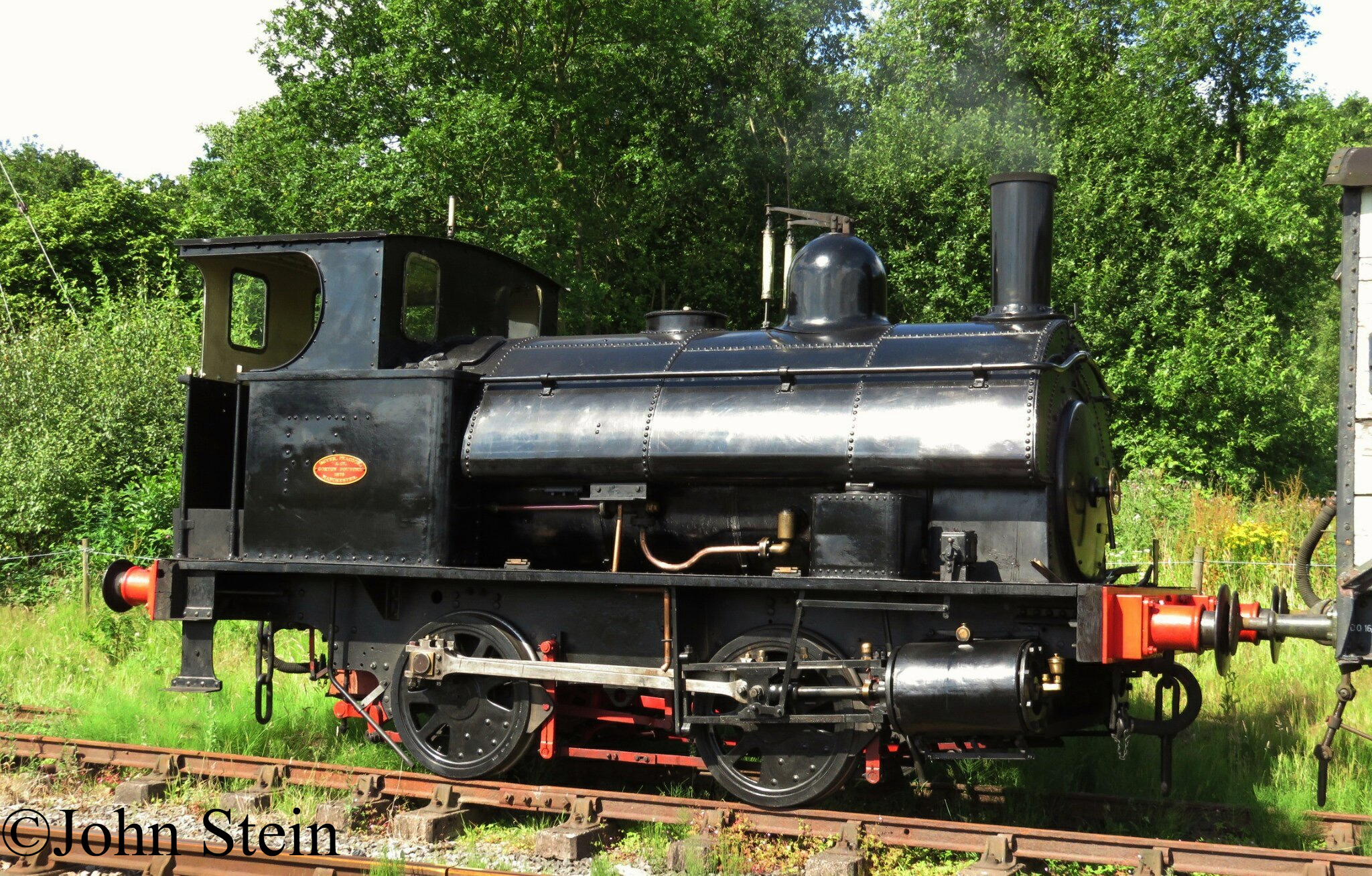 Beyer Peacock 1827 at the Foxfield Railway - July 2015.jpg