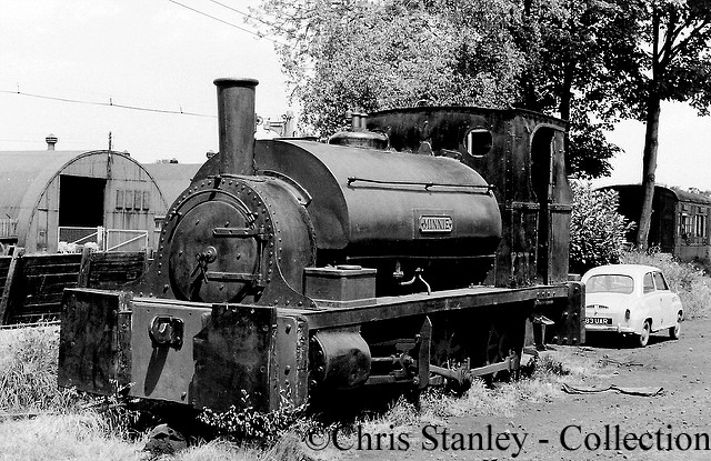 Fox Walker 358 at the Kent & East Sussex Railway - July 1970.jpg