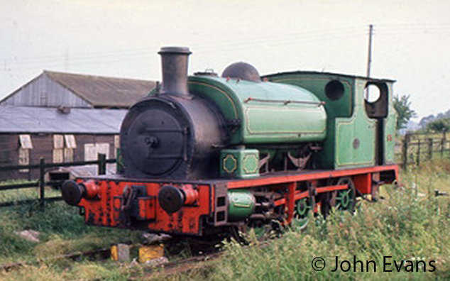 hc1631 at Pitsford Quarry - June 1966.jpg
