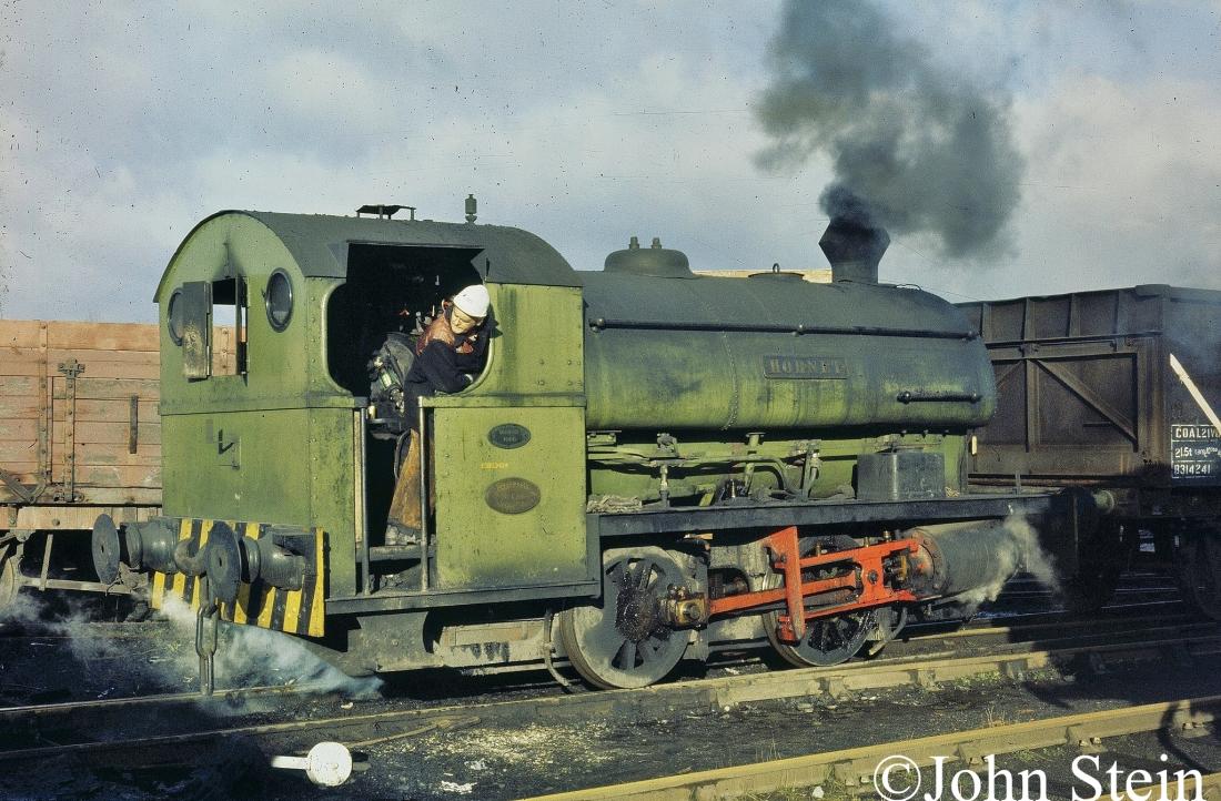 Peckett 1935 at Bersham Colliery.jpg