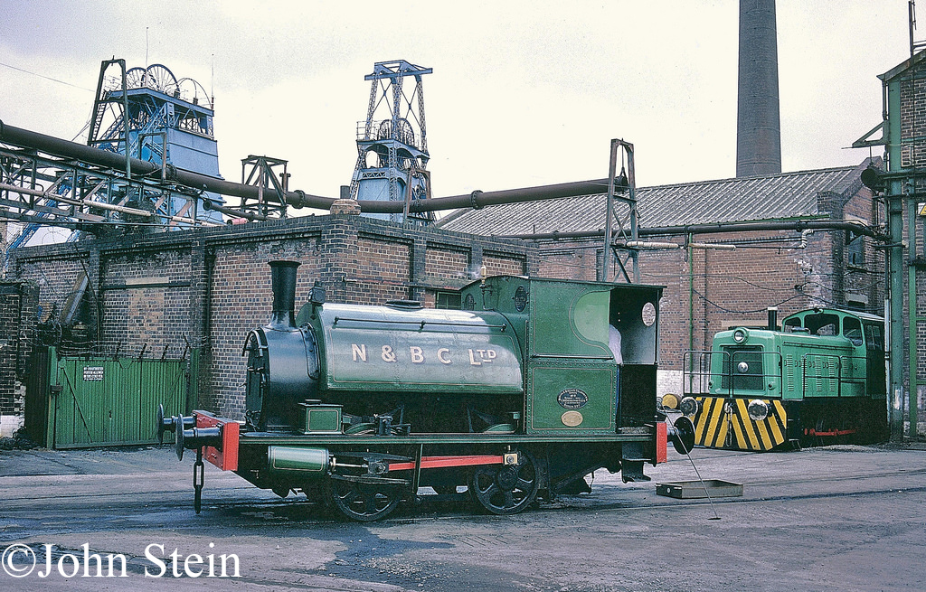 Robert Heath No 6 at the Chatterley Whitfield Mining Museum.jpg
