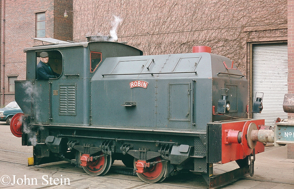Sentinel 9628 at R B Tennent's Whifflet Foundry, Coatbridge.jpg