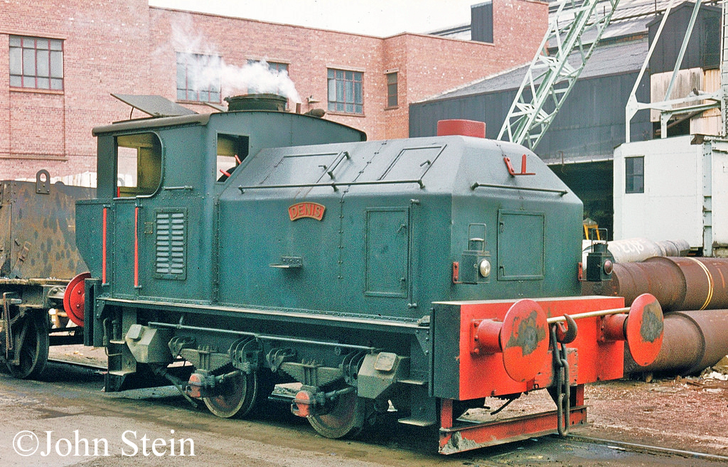 Sentinel 9631at R B Tennent's Whifflet Foundry, Coatbridge.jpg