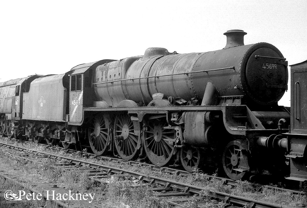 45699 Galatea in Woodham's scrapyard - July 1970.jpg