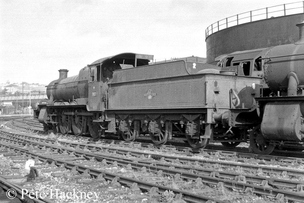 7827 Lydham Manor in Woodham's scrapyard at Barry - October 1968  a.jpg