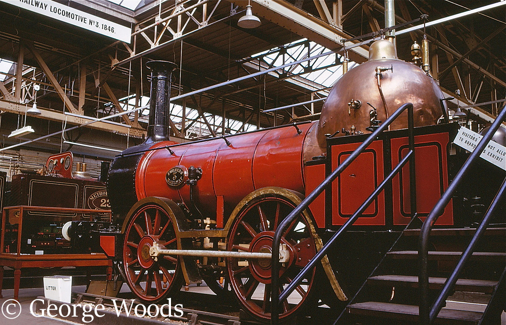 3 Coppernob in the British Transport Museum at Clapham - 1972.jpg