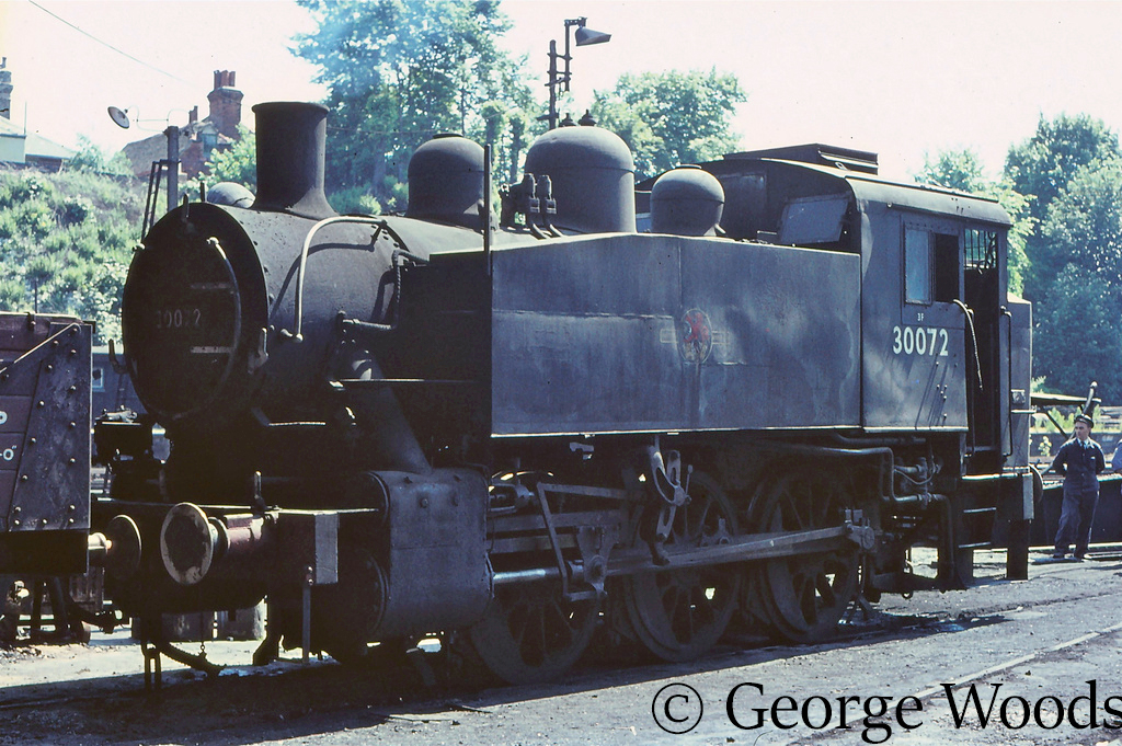 30072 on Guildford shed - June 1967.jpg