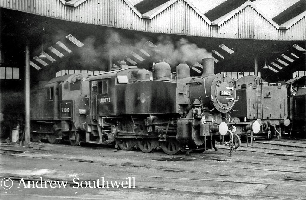30072 on Guildford shed - May 1966.jpg