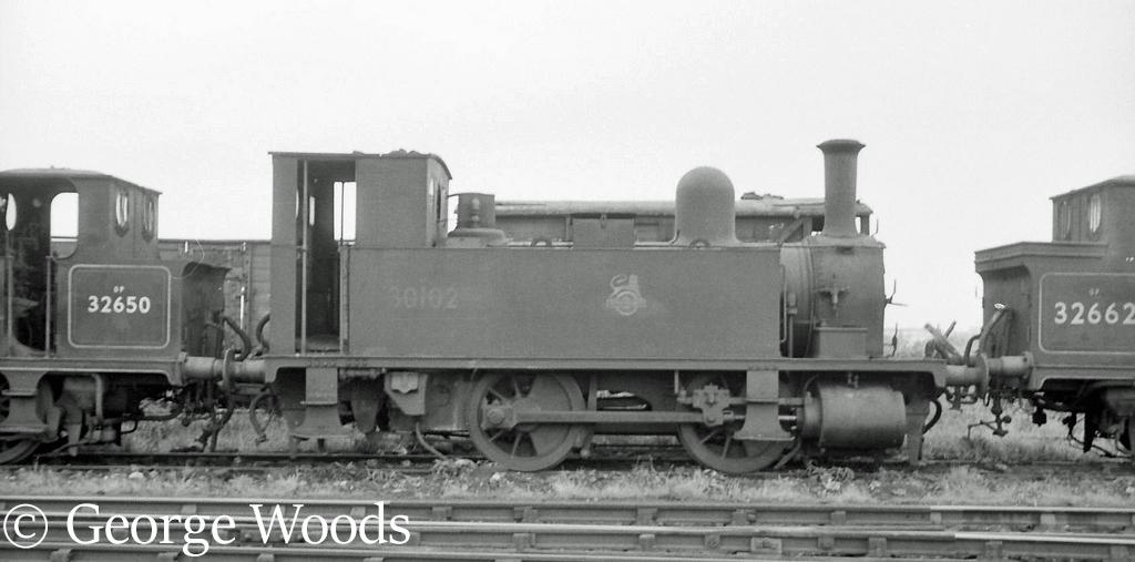 30102 at Eastleigh - June 1964.jpg