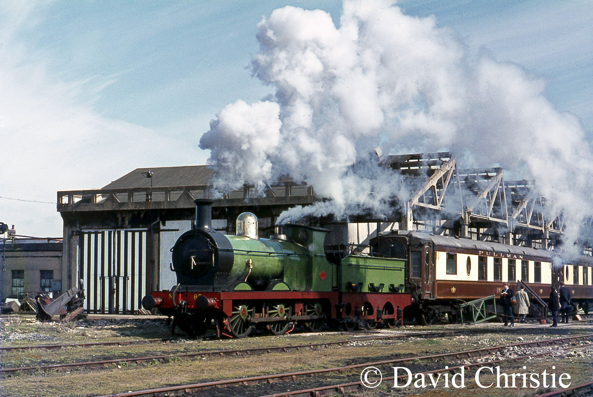 31065 at an open day at Ashford shed - April 1971.jpg