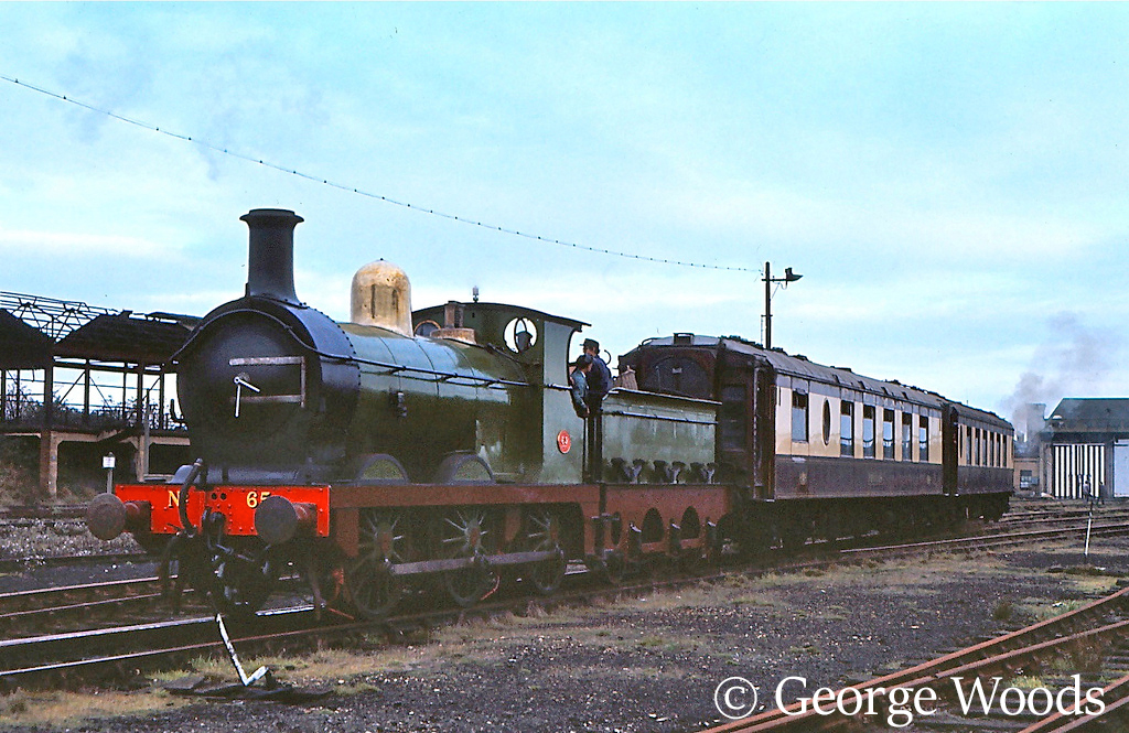 31065 at the Asford Railway Centre -March 1970.jpg