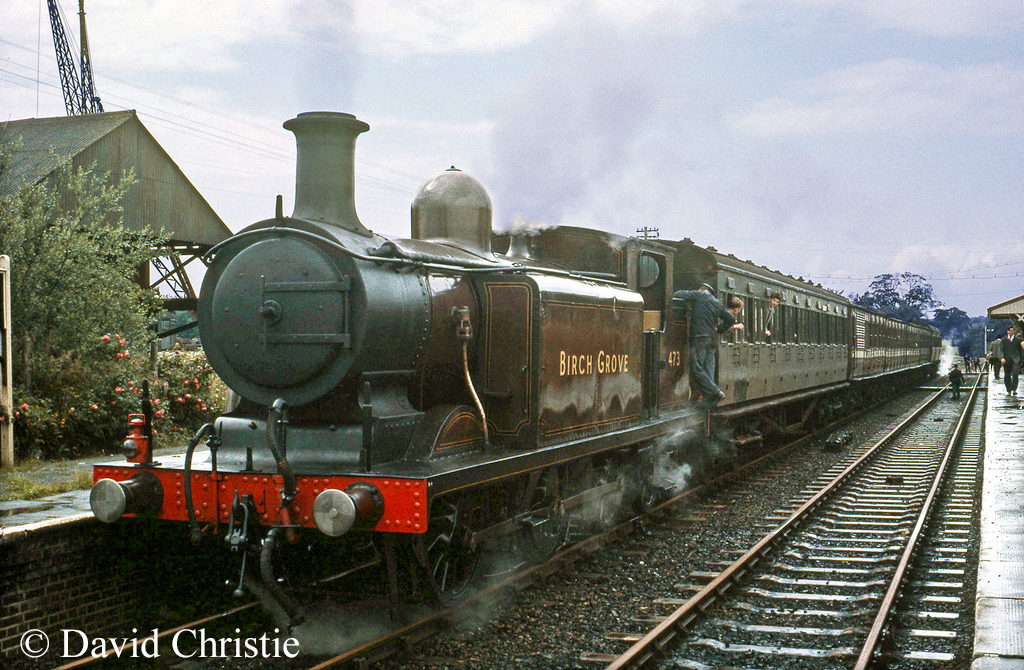 32473 Birch Grove at Sheffield Park on the Bluebell Railway - June 1964.jpg