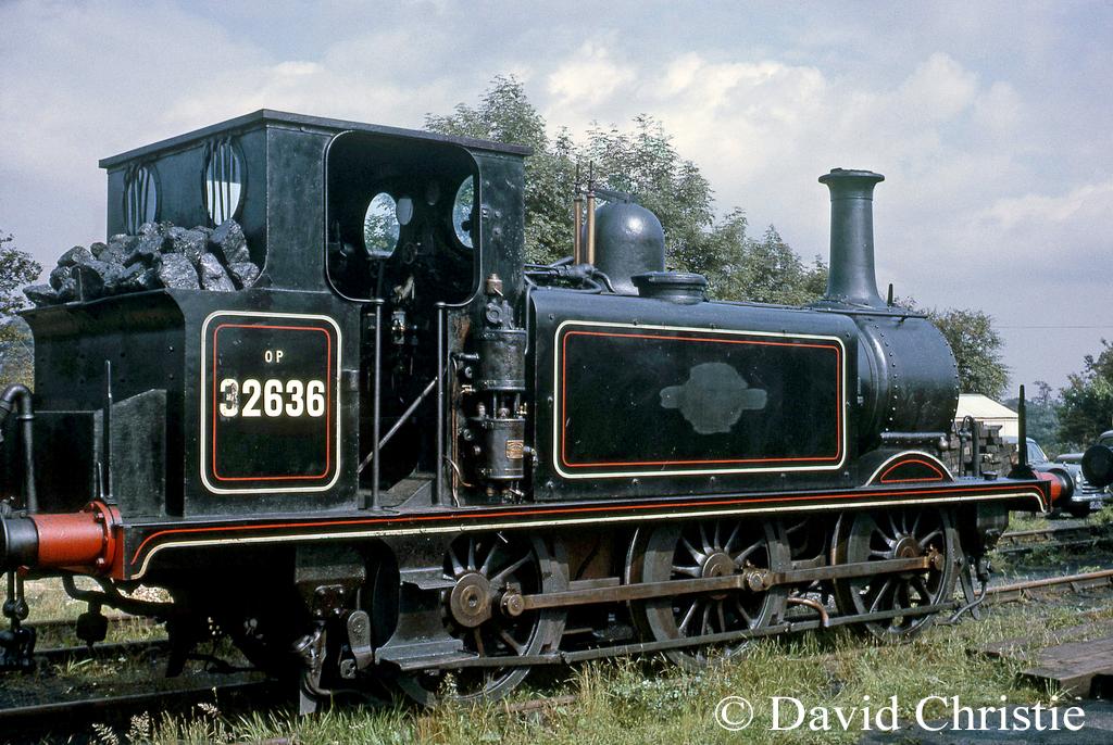 32636 at Sheffield Park on the Bluebell Railway - June 1964.jpg