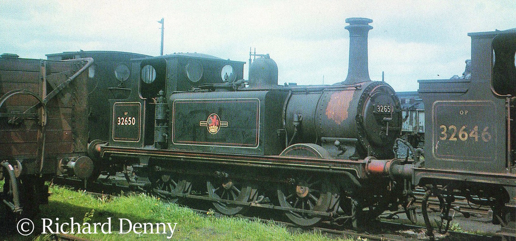 32650 at Eastleigh Works - 1964.jpg