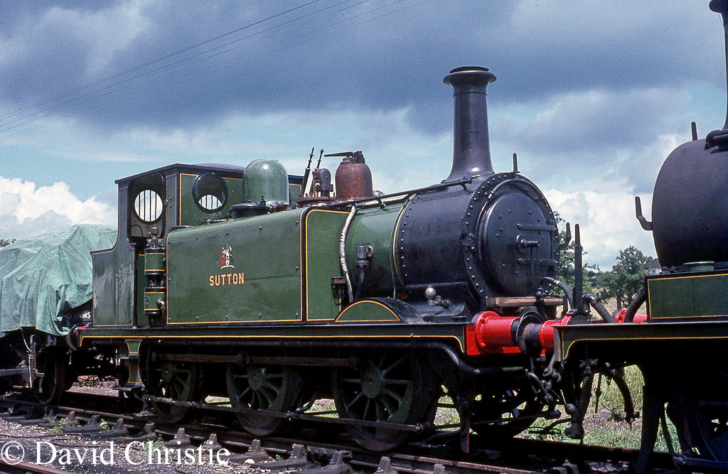 32650 at Rovenden on the Kent & East Sussex Railway - July 1970.jpg