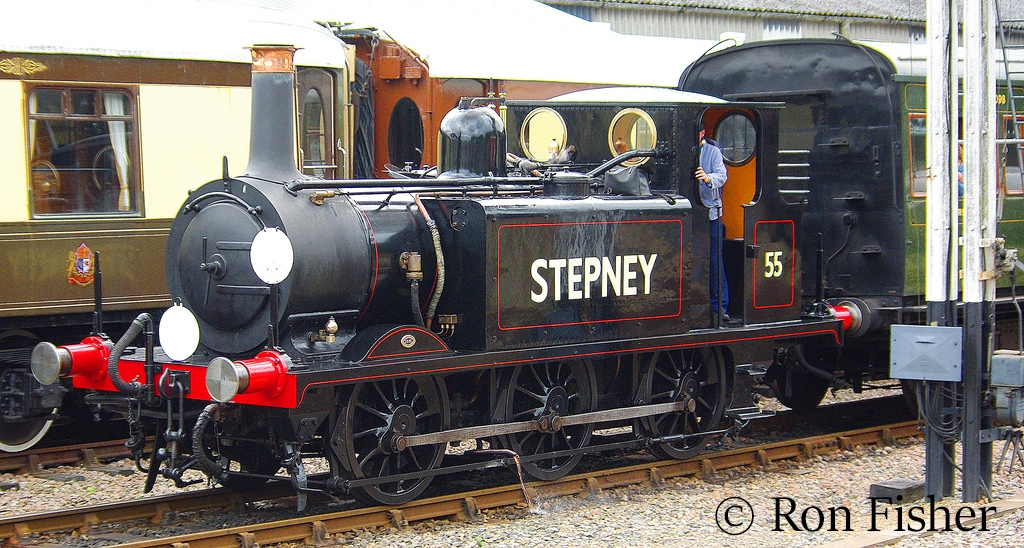 32655 at Horsted Keynes on the Bluebell Railway - August 2010.jpg