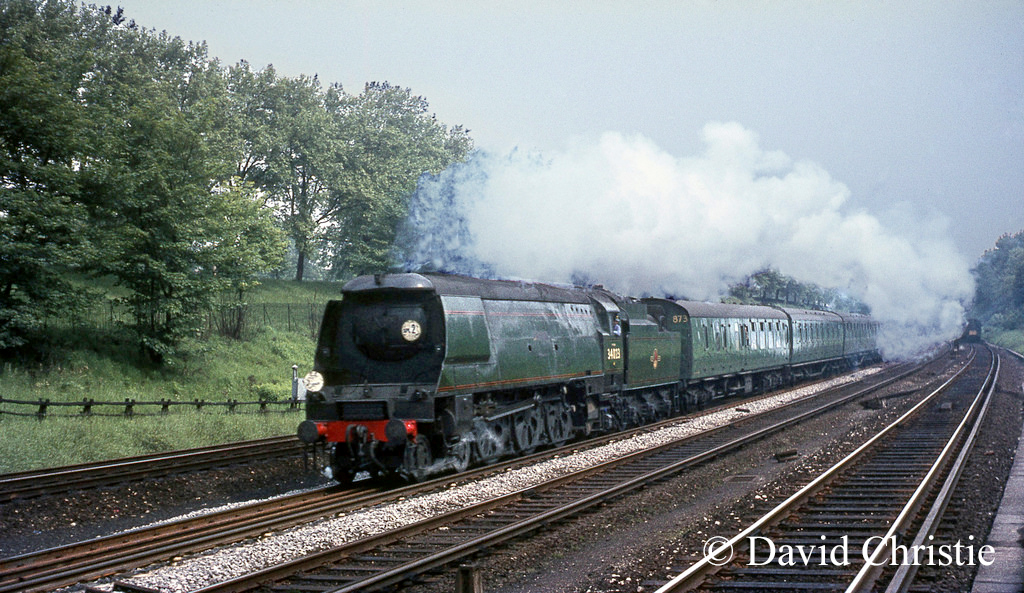 34023 Blackmore Vale in Clapham Cutting - June 1967.jpg
