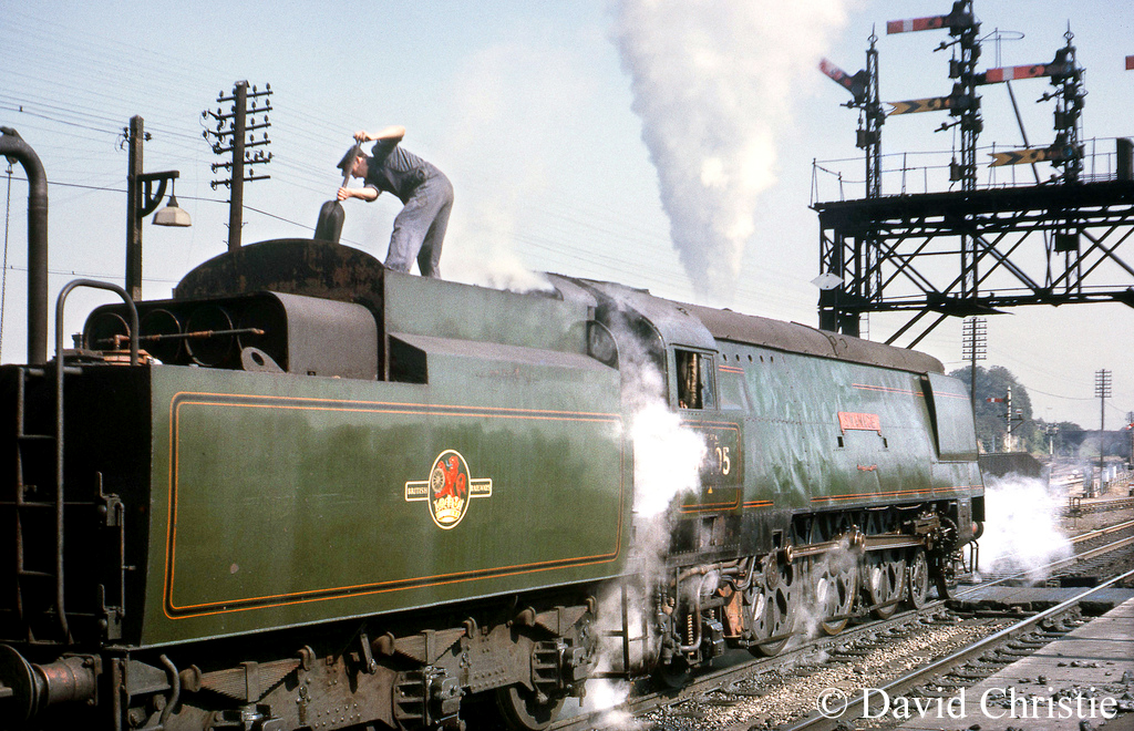 34105 Swanage at Basingstoke - September 1964.jpg